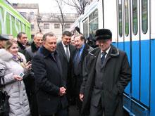 Вінницькі трамваї хочуть продавати львів'янам