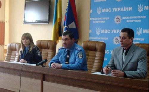 Вінницька ДАІ відсудила у Держінспекції по цінам 600 тисяч гривень