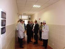 В обласній лікарні ім.М.Пирогова відкрито сучасне відділення гінекології