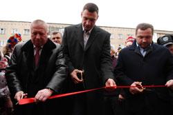 Брати Кличко відремонтують спортивну залу у Жмеринці