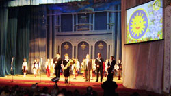 Петра Бойка нагороджено «Орденом Усмішки»