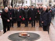 На Вінниччині відзначили День захисника Вітчизни