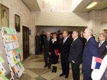 Обласна влада знайомилась з досягненнями Вінницького Національного технічного університету