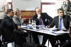 У Вінниці вперше в Україні відбувся міжнародний семінар молодих мерів