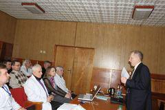 Кардіологи та реаніматологи області навчаються новітнім методам лікування