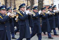 День визволення Вінниці зібрав городян у центральному парку культури та відпочинку ім. Горького