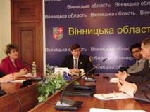 У Вінниці відбулася прес-конференція народного депутата України Коржа Віктора Петровича