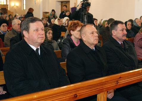 У Вінниці вшанували загиблих під Смоленськом