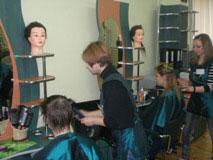 Вінницьке вище професійне училище сфери послуг відвідала французька делегація