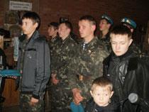 На Вінниччині готують православних десантників