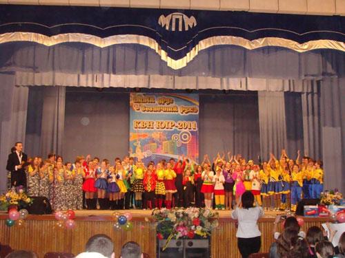 Вінничани перемогли у півфіналі КВН ЮІР