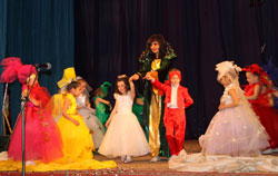 Дитячий конкурс «Зоряний дует» втретє зібрав на сцені талановитих вихованців дитячих садочків