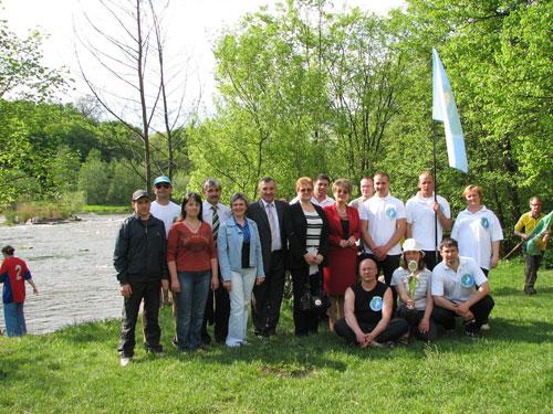 Педагоги  Вінниччини змагаються за звання кращого туриста