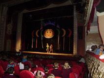 На Вінниччині відкрився VII Міжнародний фестиваль театрів ляльок «Подільська лялька» - 2011