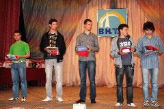 У Вінниці відбувся міжнародний конкурс з веб-дизайну та комп'ютерної графіки серед студентів та учнів