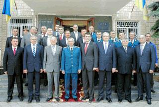 Прикордонники Вінниччини і Молдови співпрацюватимуть