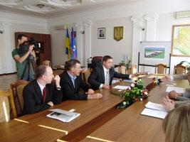 Міжнародний інвестиційний форум: Вінниччина співпрацюватиме з Свердловською областю
