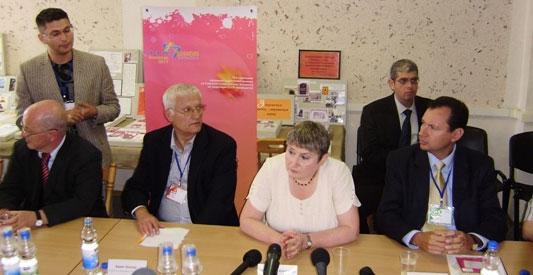 У Вінниці відбулася міжнародна єврейська конференція «Лімуд», присвячена 70-річчю початку ВВв та темі Голокосту