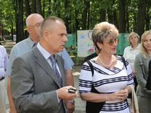 Лікувально-оздоровчий табір «Маяк» пройшов перевірку губернатора