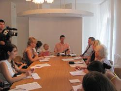 БФ «Подільська громада» розпочав реалізацію соціального проекту «Театр Садовського – доступний для всіх»