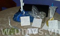 У жителя Вінницької області виявили майже три кілограми наркотиків