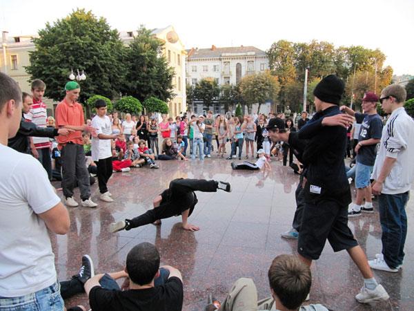 фестиваль хіп-хопу у Вінниці