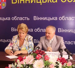Стан соціальної сфери Вінницької області