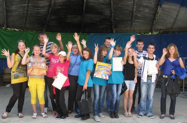 Молодіжна акція «Це твоя країна – наша Україна» пройшла на Вінниччині