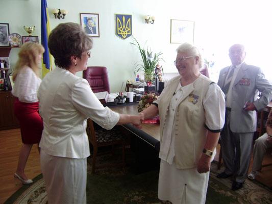 Найкращих представників ветеранських та громадських організацій Вінниччини нагороджено Відзнакою Президента України