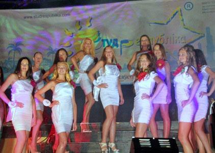 Команда вінницьких студентів гідно представила Вінниччину на фестивалі «Студентська республіка - 2011»
