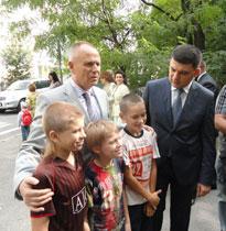 У Вінниці відкрили нове приміщення дитячої школи мистецтв «Вишенька»