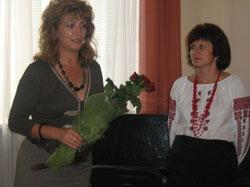 У Вінниці відкрилася персональна виставка Ліни Концевич, роботи якої ілюструють твори Тараса Шевченка