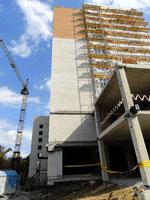 На завершення будівництва хірургічного комплексу обласної лікарні ім. М.Пирогова необхідно 150 мільйонів гривень