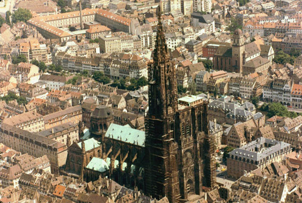 Страсбург, Собор