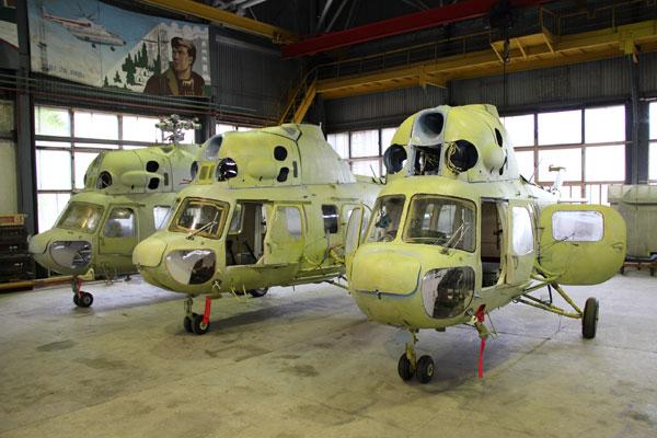 авіаремонтний завод у Вінниці