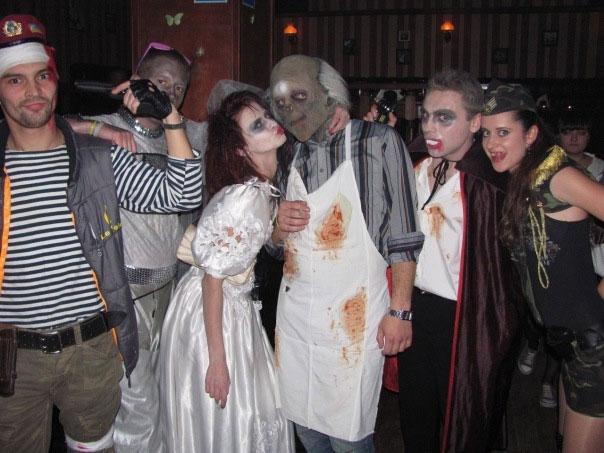«Royal Pub» состоится необычное событие - «Halloween Party»