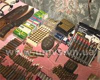 У чорного вінницького археолога виявили «колекцію» зброї