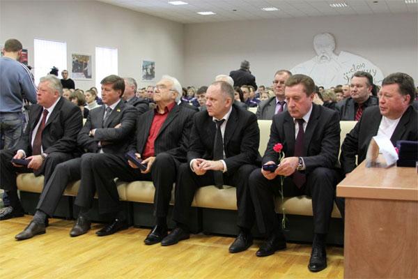 """87 років відзначила одна з найстаріших спортивних організацій """"Динамо"""""""