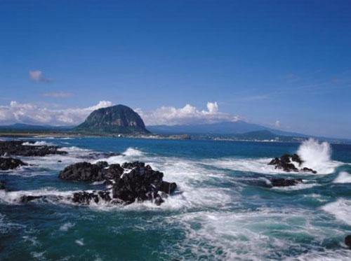 Південнокорейський острів Чеджу