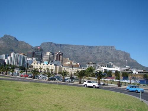 Столова гора в ПАР