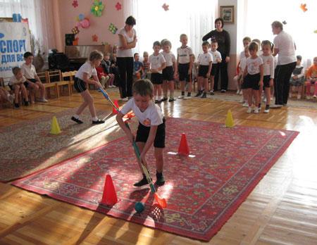 Вінницькі дитсадки змагались в рамках Всеукраїнської акції «Ти зможеш, якщо зміг я»