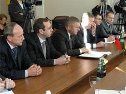 Білоруська  делегація