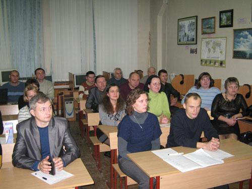 Офіцери у Вінниці вчаться на менеджерів бізнесу