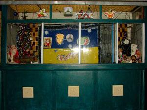 Ліпчакова Галія (Кращий новорічний балкон)