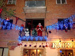 Остапенко Олександр (Кращий новорічний балкон)
