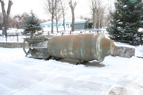 9-тонна бомба