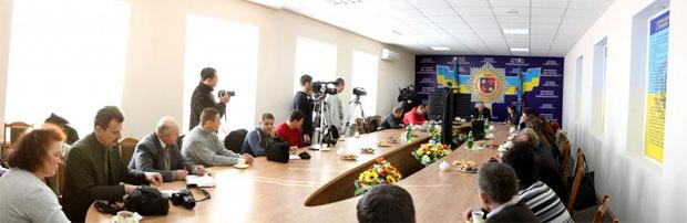 прес-конференція Валерія Ноніка