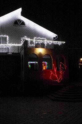 Гота Олександр (Краща новорічна садиба приватного сектору)