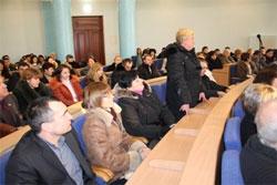 робоча поїздка на Вінниччину Юрій Павленко
