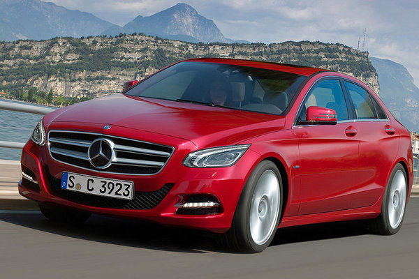 Mercedes C-������